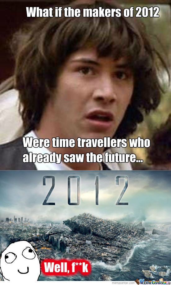 What If 2012...