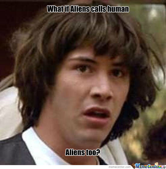 What If Aliens?