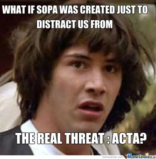 what if guy against acta