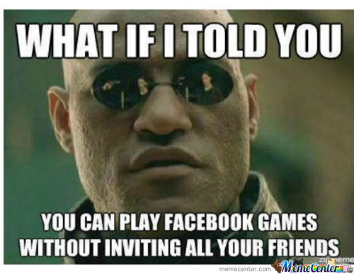 What If I Told U ..