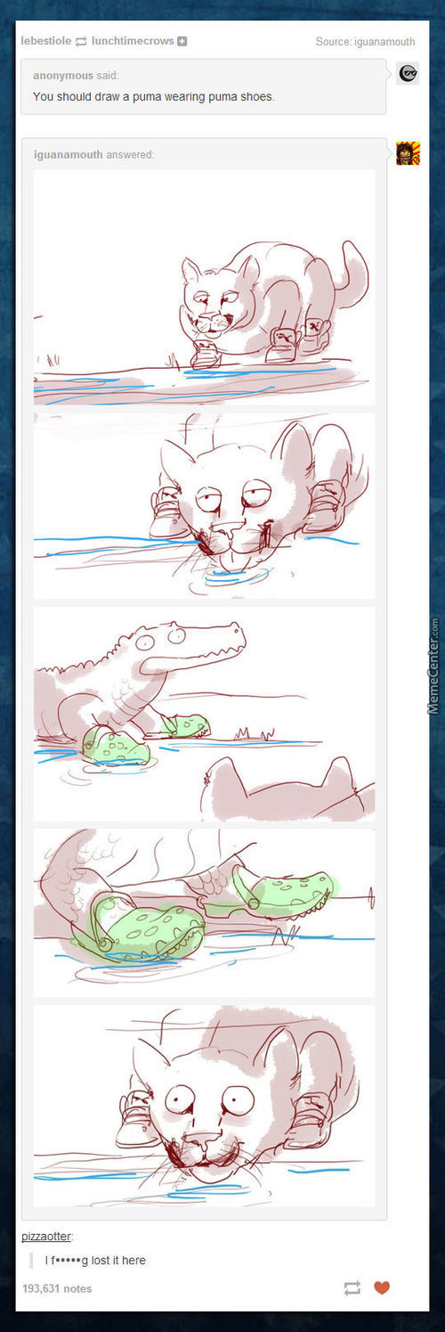 What If Its An Alligator?