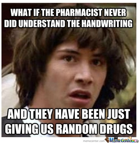 What If The Pharmacist