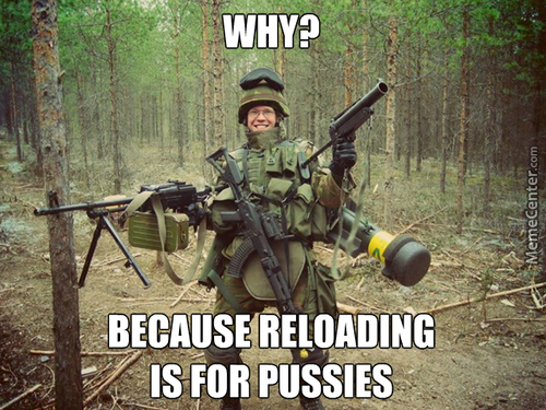 What Is Reloading Anyway?