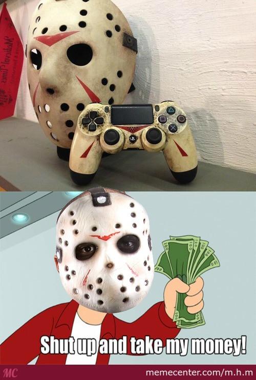 What Jason Need For His Day Off From Killing
