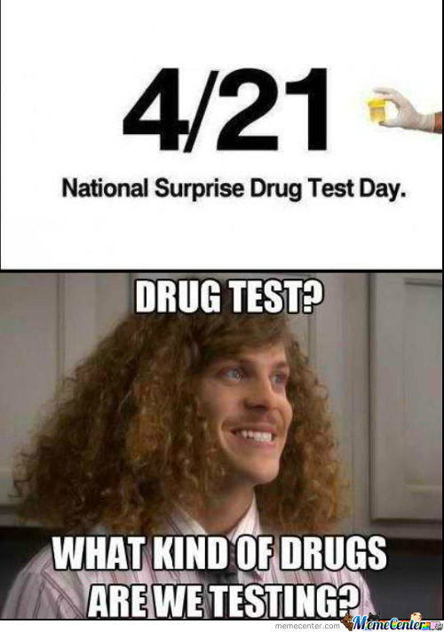 What Kind Of Drugs Are We Testing?