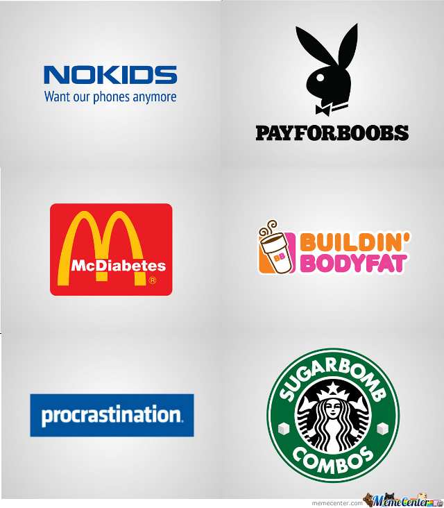 What Logos Should Really Say