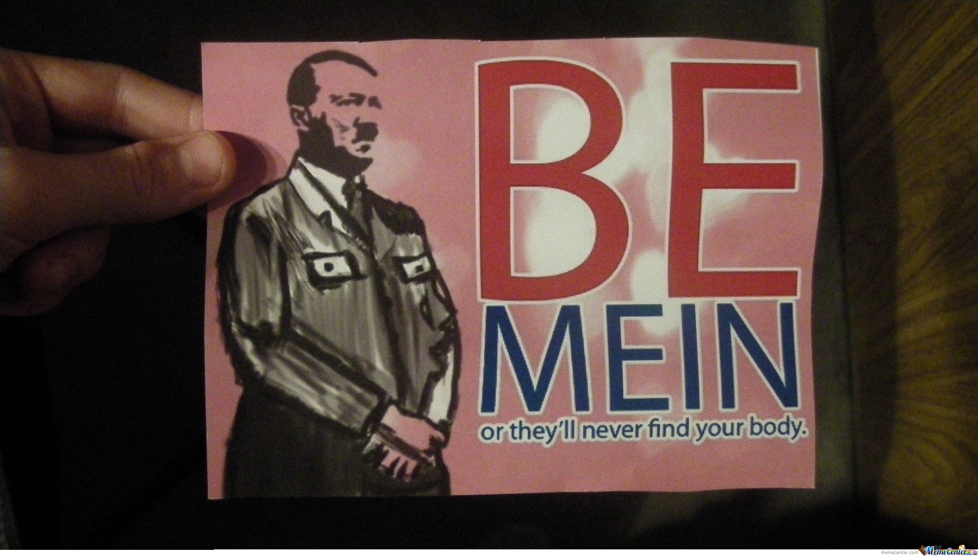 What My Friend Gave My Jewish Friend For Valentines Day