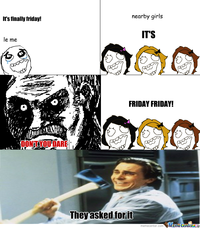 What Rebecca Black Did To My Friday
