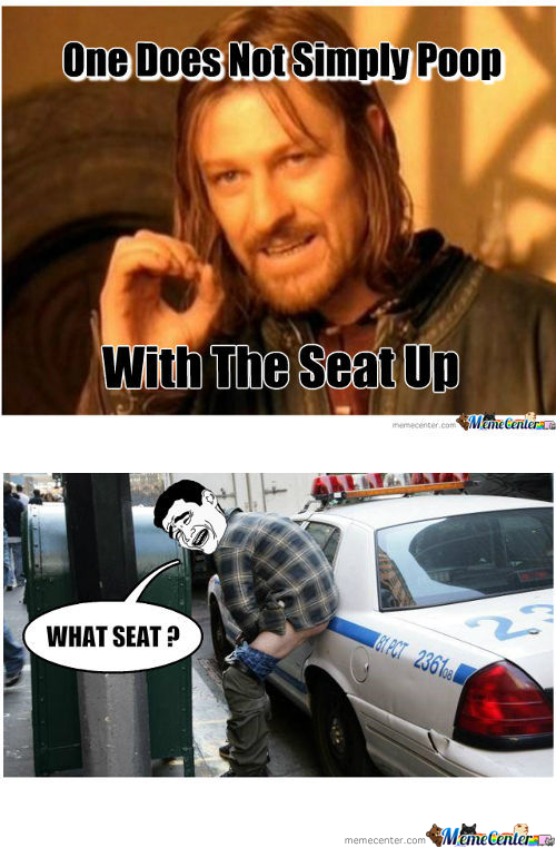 What Seat ?