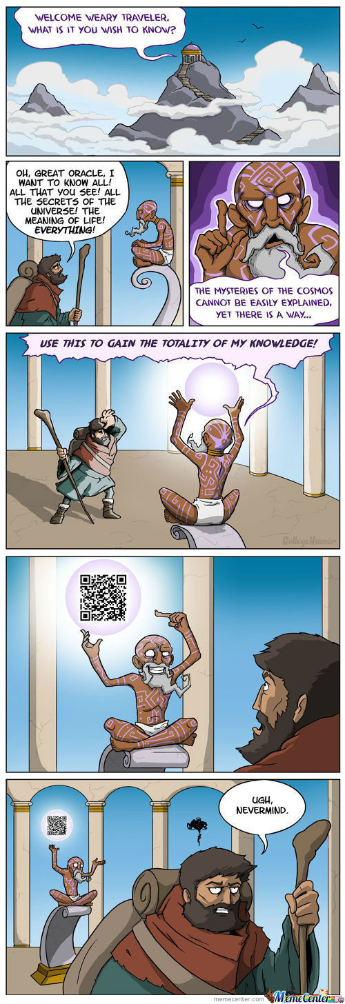 What Secrets Does The Mighty Qr Code Hold? The World May Never Know!
