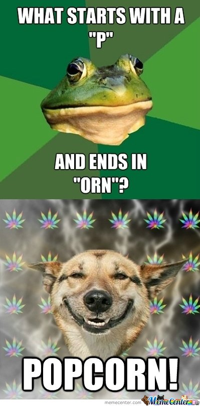 what starts with  p  and ends with orn?