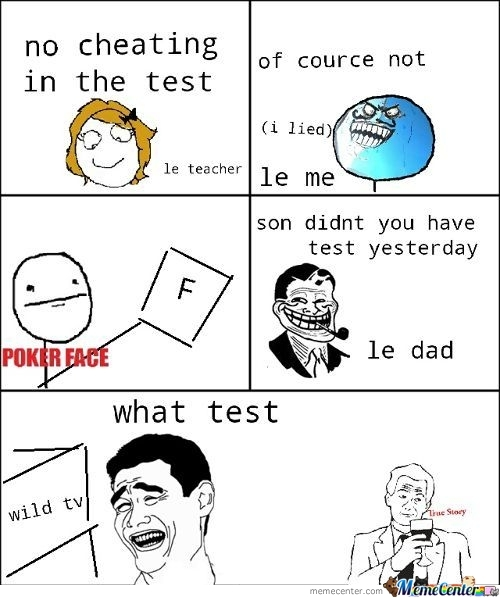 What Test