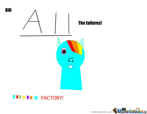 What The Rainbow Factory?