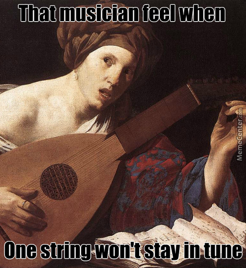 Whatever G Is An Overrated String Anyway