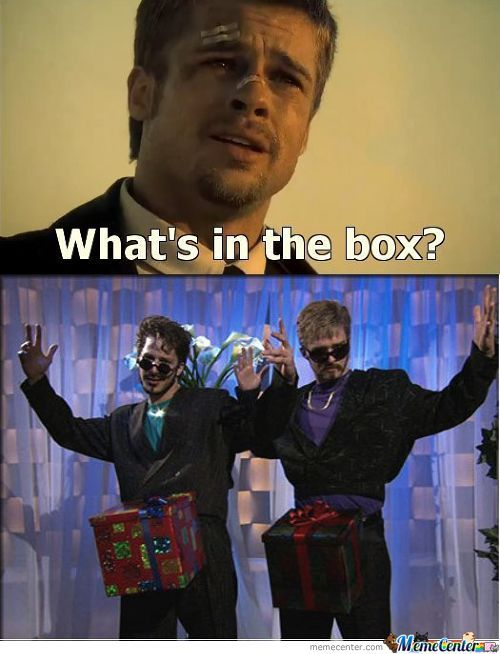 What's In The Box?