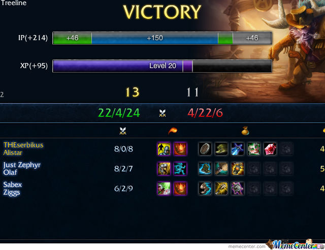 When Alistar Rapes You.....