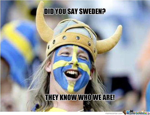 When An American Movie/tv Show Mentions Sweden S