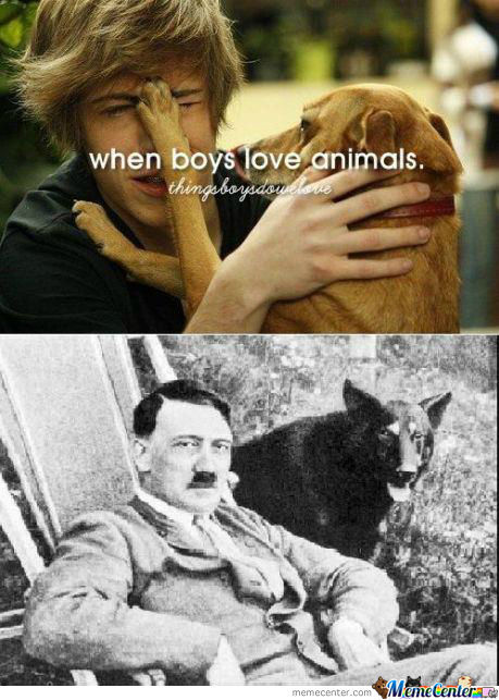 When Boys Love Animals.