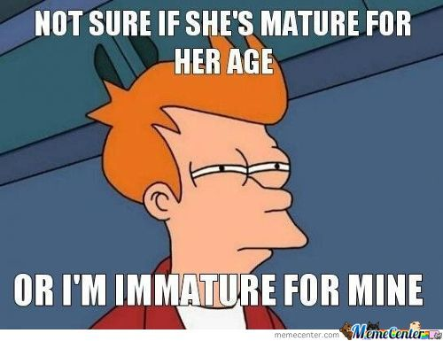 When Dating A Younger Woman