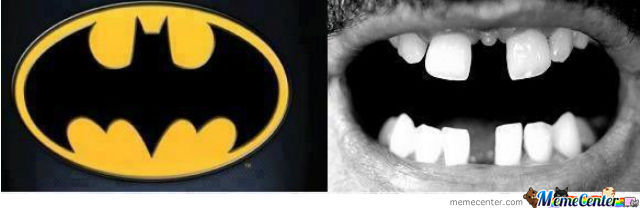When Ever You Need Batman.. I Will Just Smile