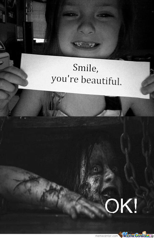 When Girls Smile
