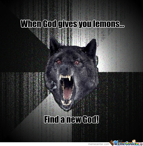 When God Gives You Lemons...