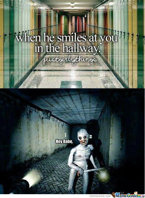 When He Smiles At You