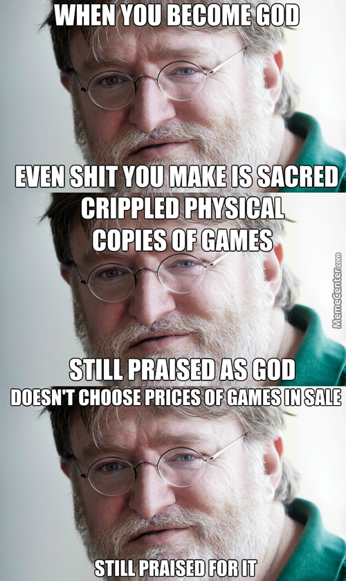 When I Buy Physical Copy Of Game I Wan't Useful Cd And Not Some Useless Piece Of Plastic Shit