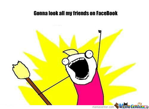 When I Register On Facebook I Say..