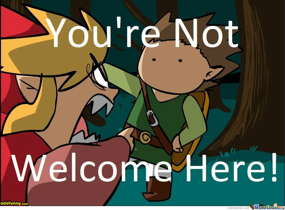 When I See Someone That Has Never Played The Game Before And Is On My Team