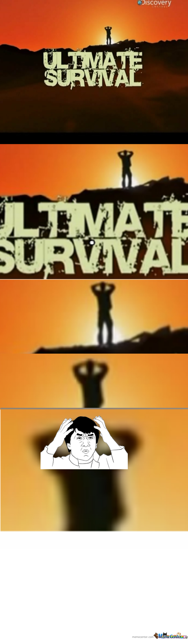 When I See Ultimate Survival...