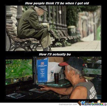 When I Will Get Old