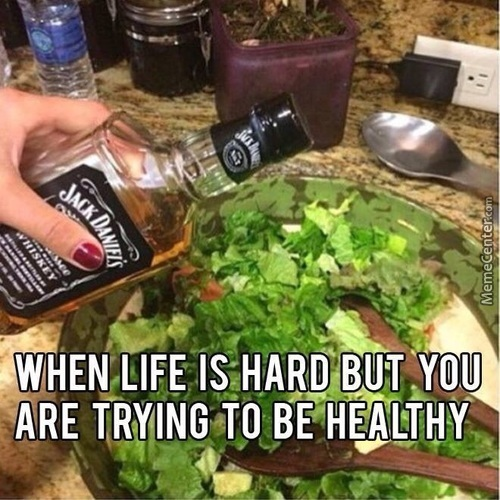 When Life Gives You A Salad