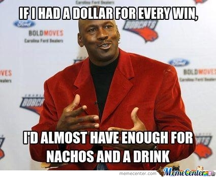 When Mj Bought The Bobcats...