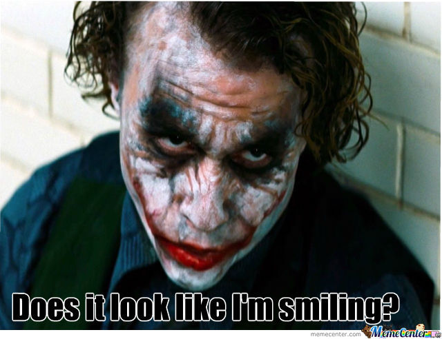 When My Friend Tells A Bad Joke.