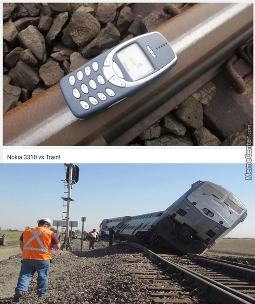 When Will People Learn Not To Mess With The Nokia 3310