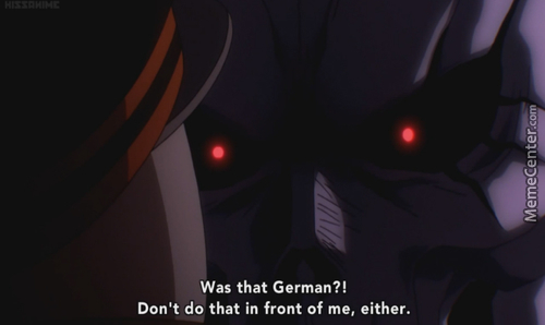 When You Start To Lose In A World War 2 Game (Overfurher)