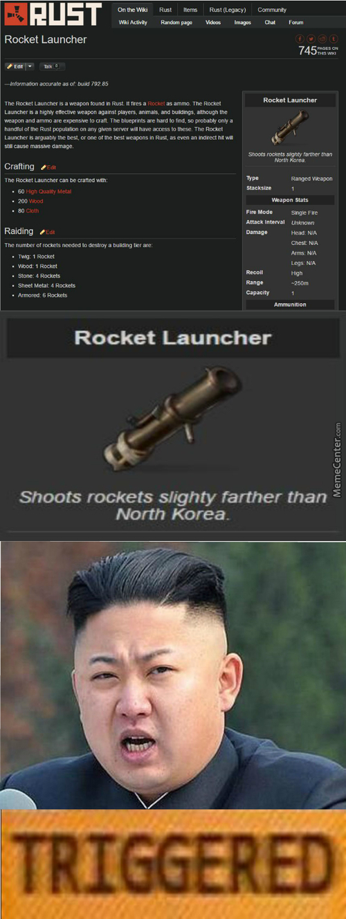When Your Dream Is To Make The Best Rocket Launchers
