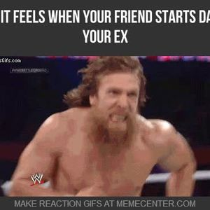 Staying Friends with an Ex