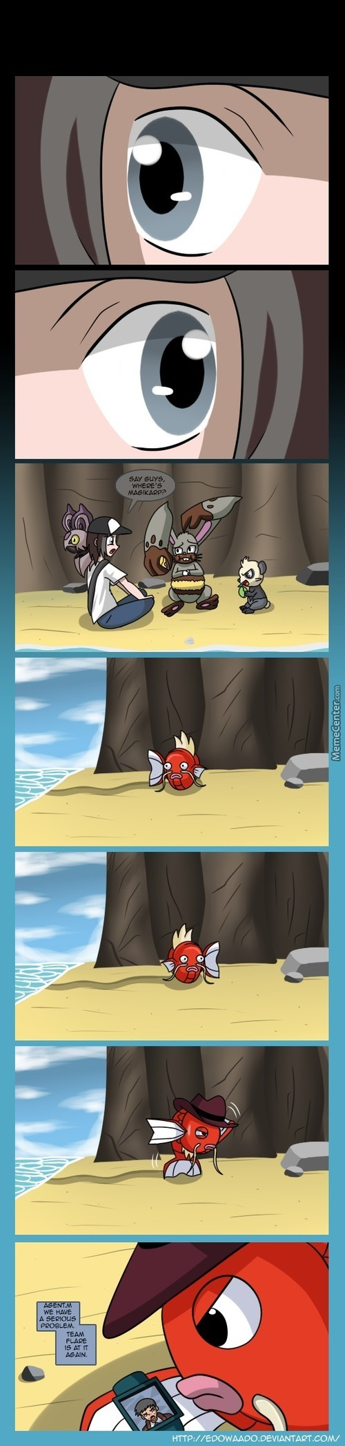 Where's Magikarp?