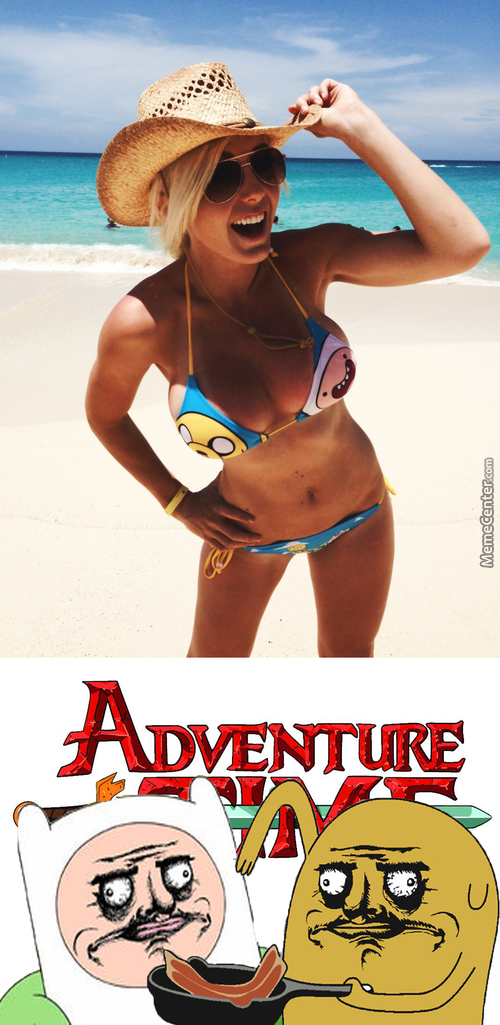 Where Can I Buy These Adventure Time Bikini?