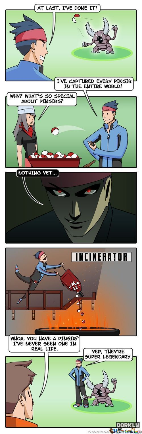 Where Legendary Pokemon Come From