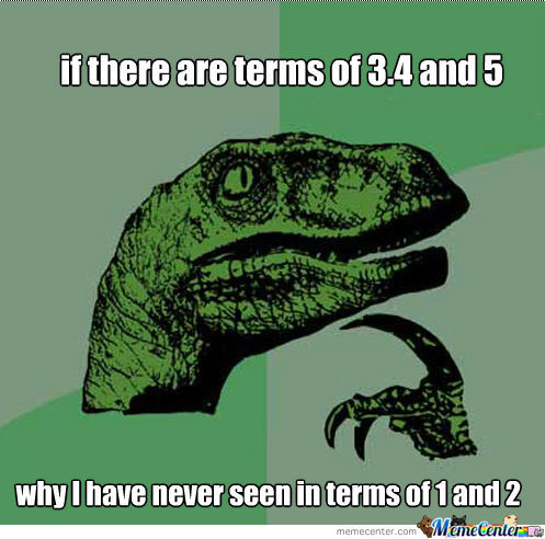 Where  Terms 1 And 2