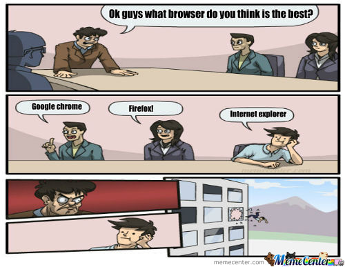 Which Browser?