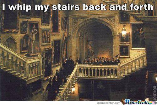 Whip My Stairs