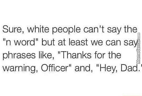 White People Vs Black People