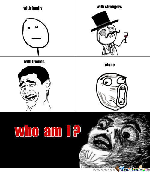 Who Am I ? (Not Mine)