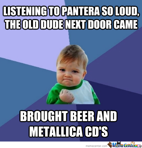 Who's Better 90's Kids, Metallica Or Pantera?