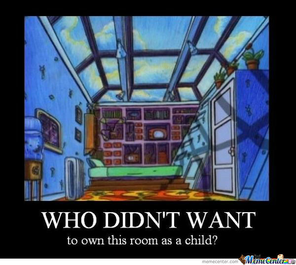 Who Didn't Want A Room Like This?