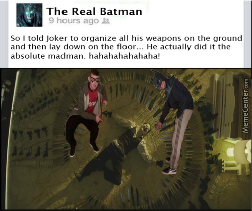 Who Knew That Joker Is A Madman